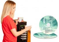 Inscriptionare si personalizare CD/DVD
