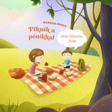 Piknik a pónikkal