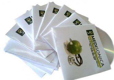 Plic CD/DVD personalizat