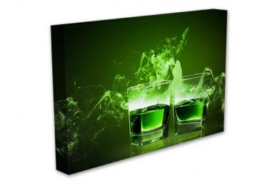 Green absinth