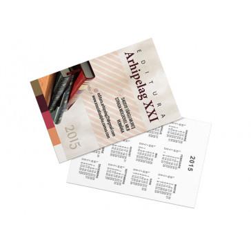 Calendare de buzunar personalizate