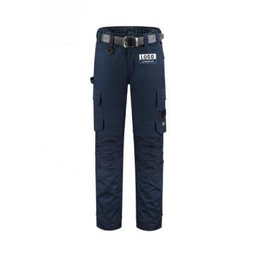 Pantaloni de lucru unisex WORK PANTS TWILL CORDURA STRETCH T62