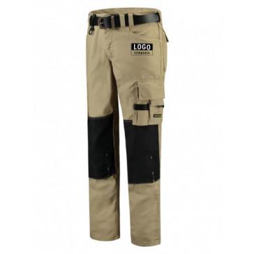 Pantaloni de lucru unisex CORDURA CANVAS WORK PANTS T61