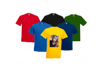Tricou personalizat FULL color