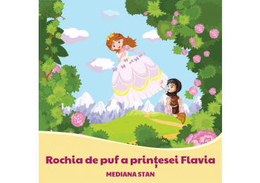 Rochia de puf a prințesei Flavia
